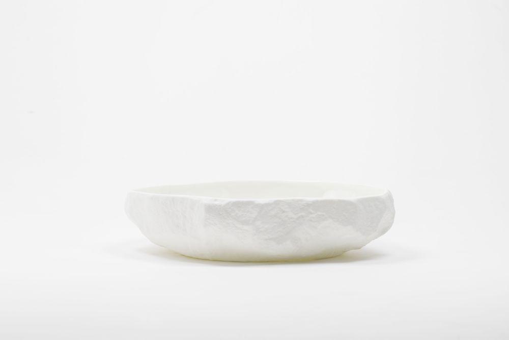 Crockery Shallow Bowl by 1882 Ltd