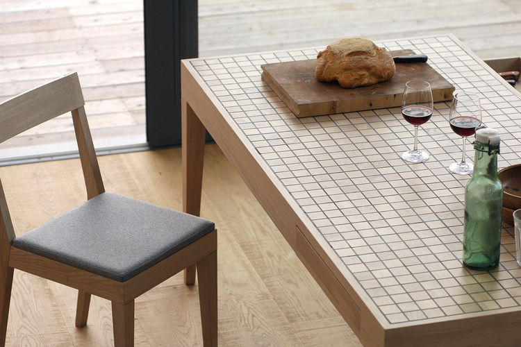 Cubo Mosaic Rectangular Table by Another Brand