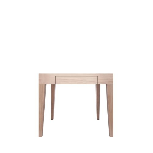 Cubo Square Table With Drawer by Another Brand