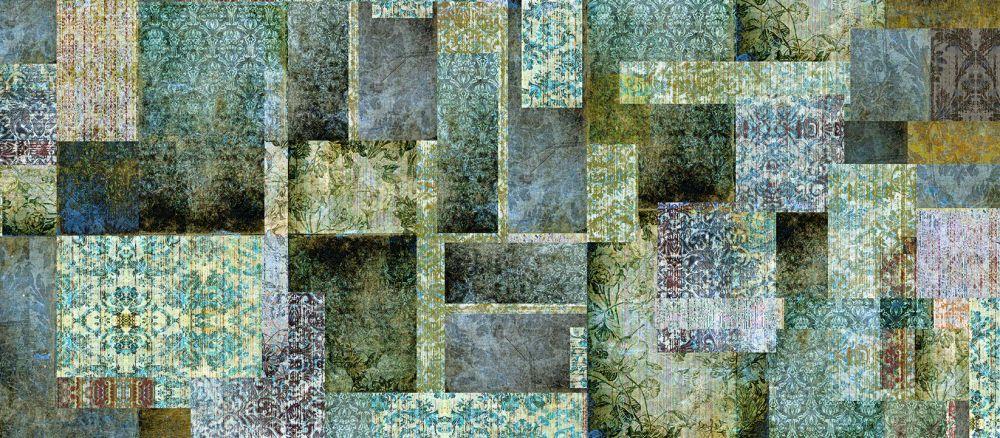 Culcita Emerald Wallpaper by Blackpop