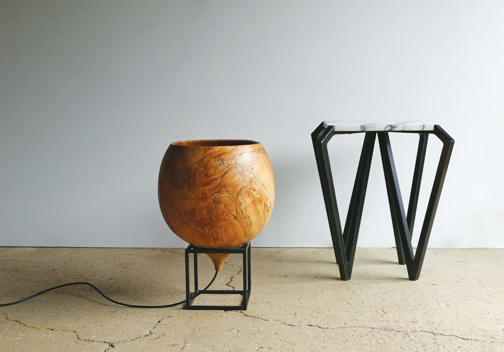 Cupola Table Lamp by Tamasine Osher Design