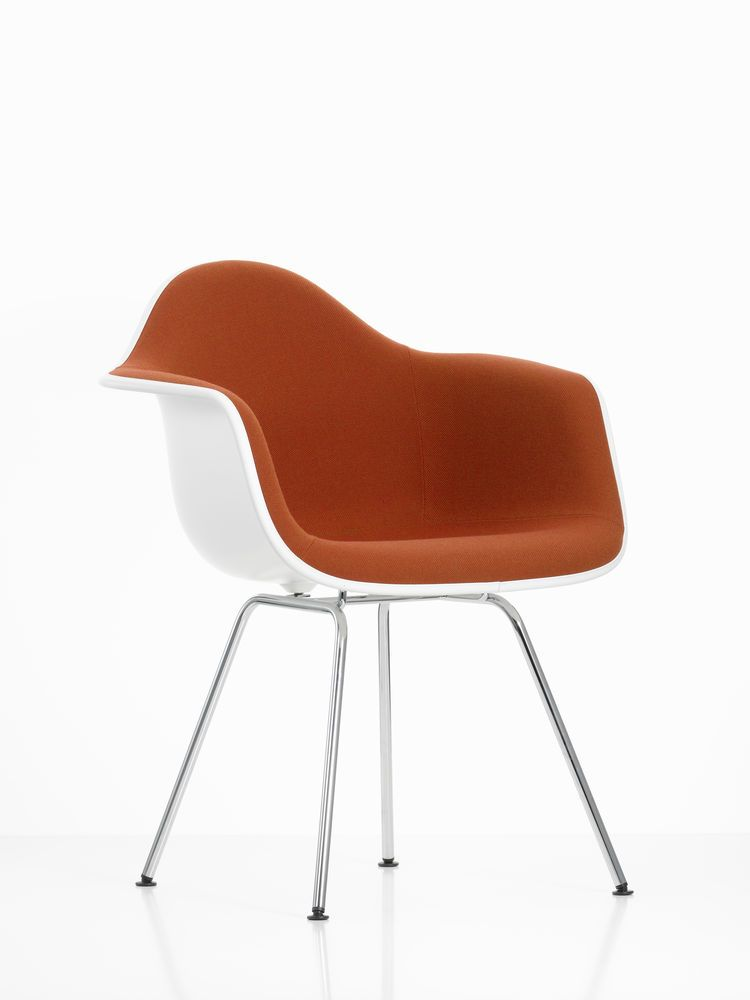 DAX With Full Upholstery by Vitra