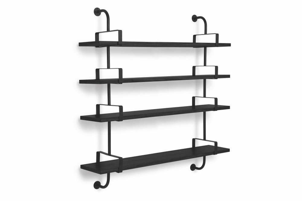 Démon 4 Bookshelves by Gubi