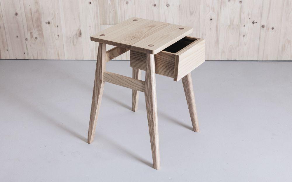 Dining Bench Ash By Splinter Designs