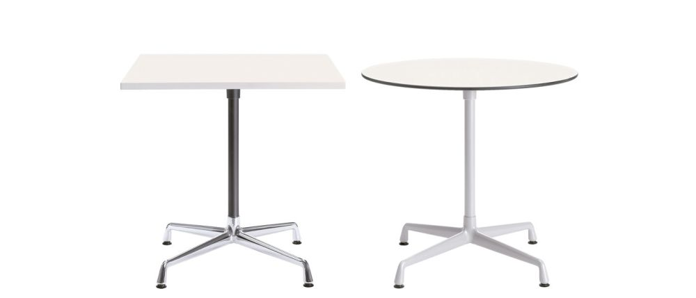 Eames Round Table - 4 Seats by Vitra
