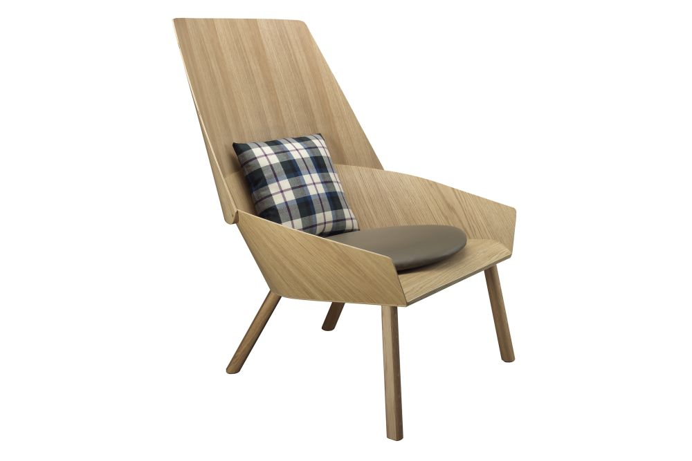 EC03 Eugene Lounge Chair by e15