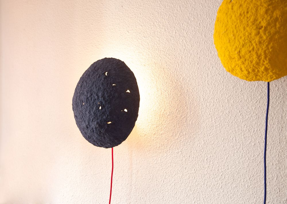 Eclipse Wall Sconce Light by Crea-Re Studio