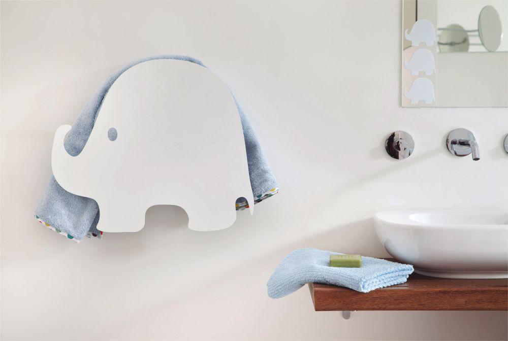 Elephant Towel Warmer by mg12