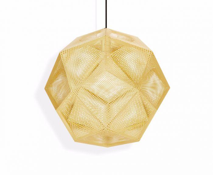 Etch Large Pendant Light by Tom Dixon