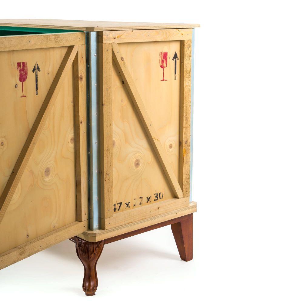 Export Como 2 Door Cupboard by Seletti