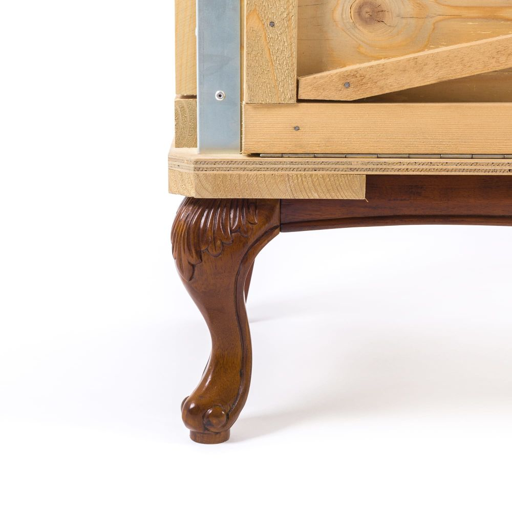 Export Como TV Cabinet Down Side Opening by Seletti