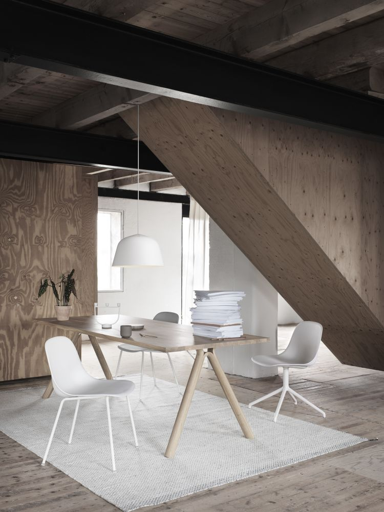 The FIBER SIDE Chair Is The Latest Addition To The FIBER Chair Family,  Which Also Means It Is Constructed With The Same Elegant Innovative  Bio Composite ...
