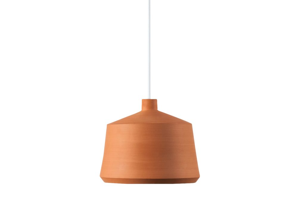 Flame Pendant Light by P O T T