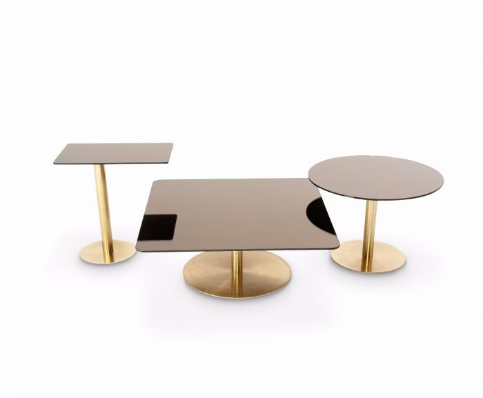 Flash Square Coffee Table by Tom Dixon