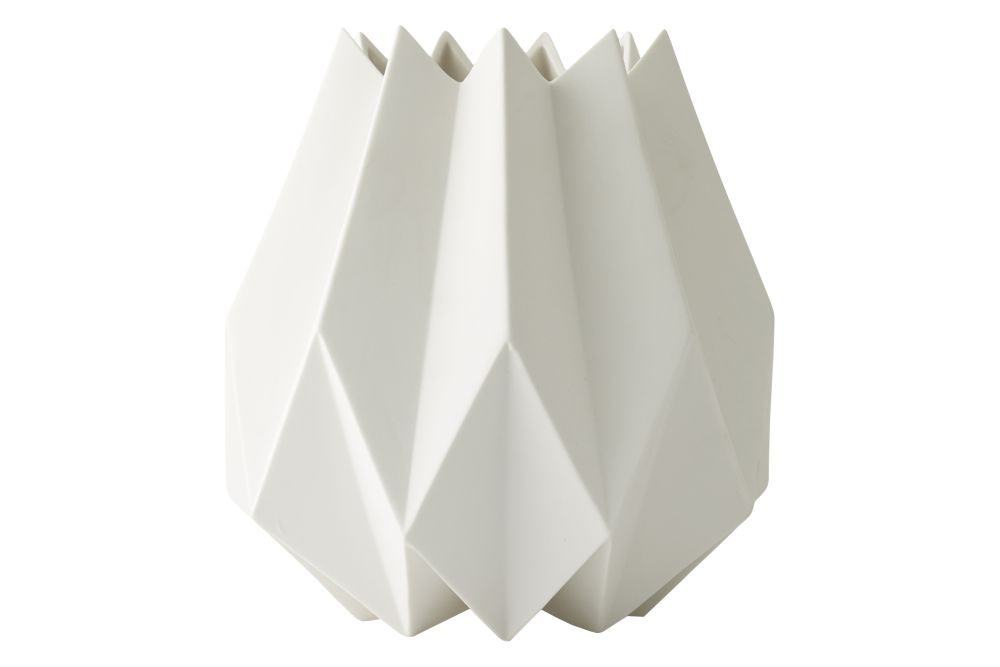 Folded Vase by Menu