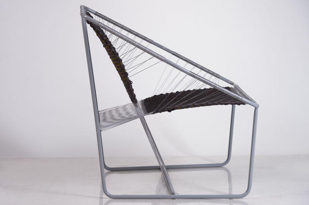 Fuchila Armchair by Marina Dragomirova