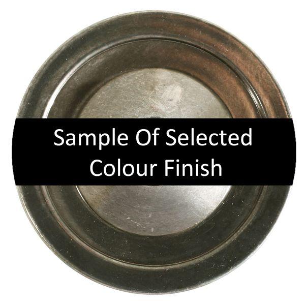 Antique Silver Finish