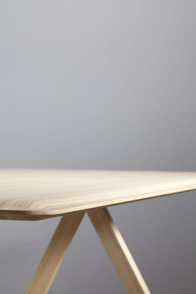Gentle Dining Table by Boewer