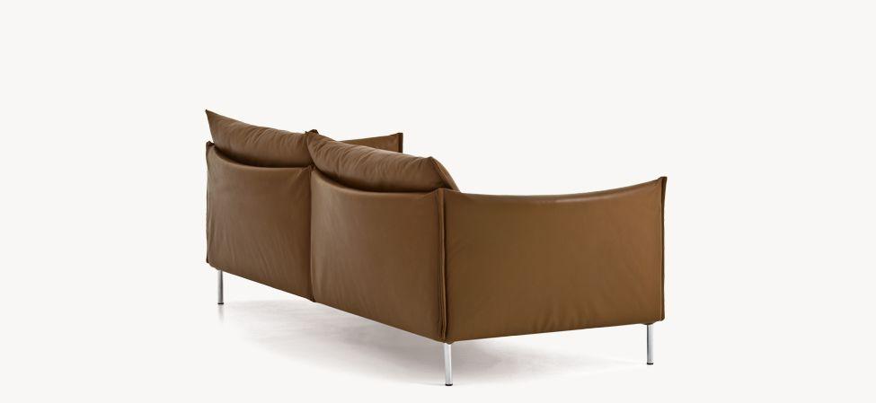Gentry Extra Light - Sofa by Moroso