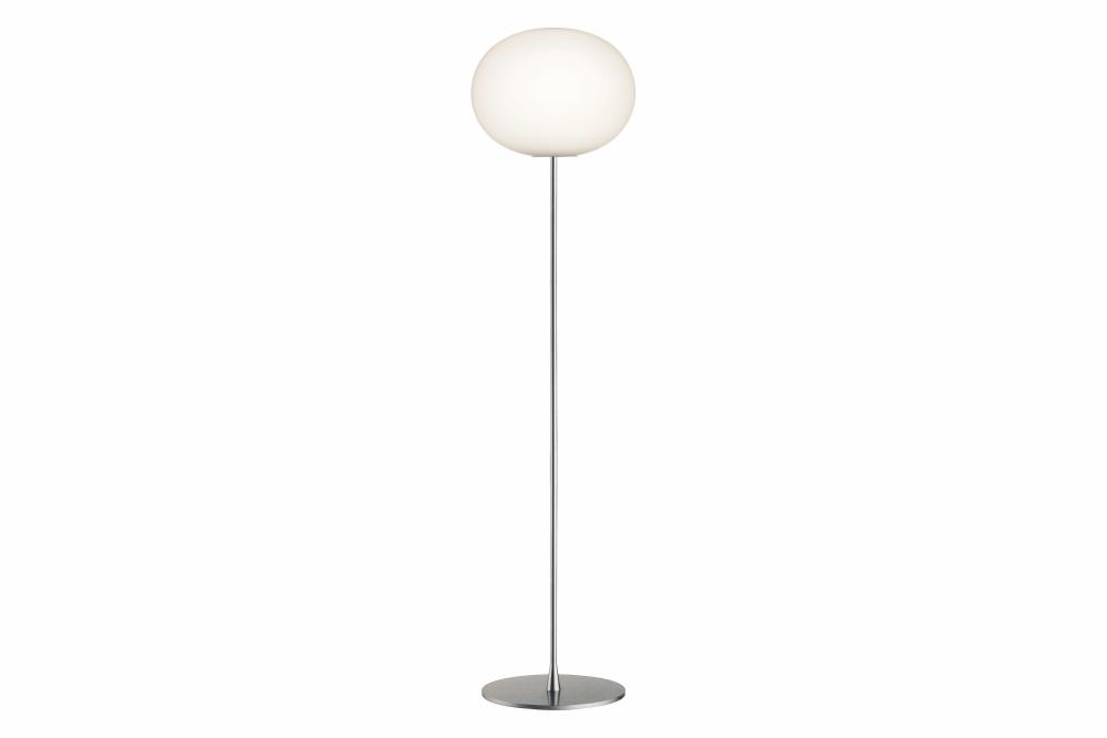 Glo-Ball F Floor Lamp by Flos