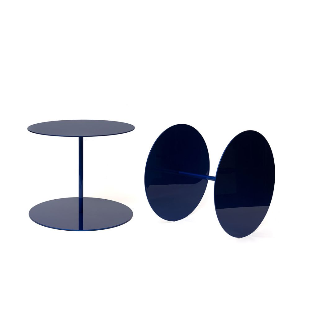 Gong Lux Service table by Cappellini