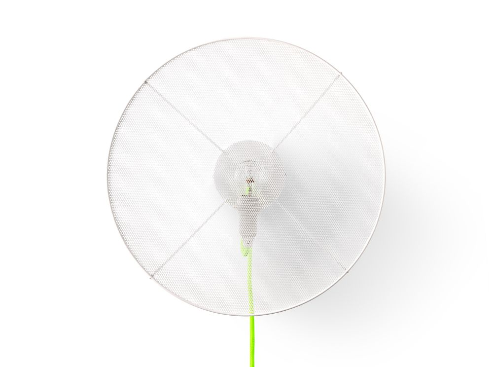 Grillo Wall Lamp with Cable by Petite Friture
