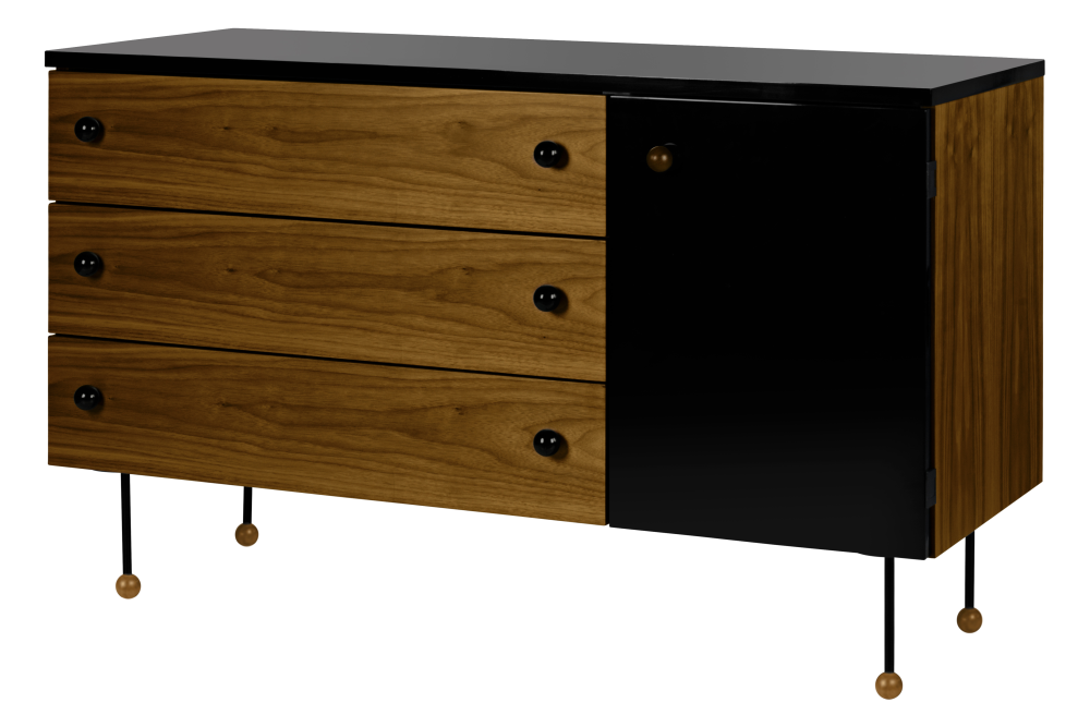 62 3 Drawer Dresser by Gubi