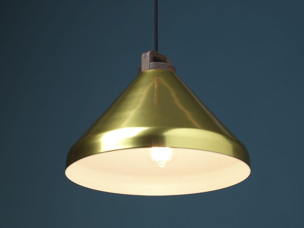 Handle Narrow Pendant Light H17 Handle Pendant lamp Brass ...