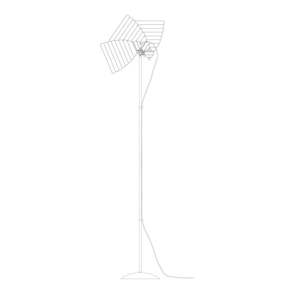 Hector Bibendum Floor Lamp by Original BTC