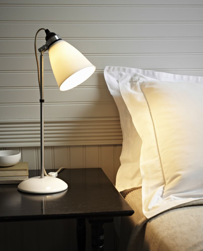 Beau With Its Moveable Shade, The Hector Table Lamp Provides A Soft, Ambient  Light And Is A Popular Style.