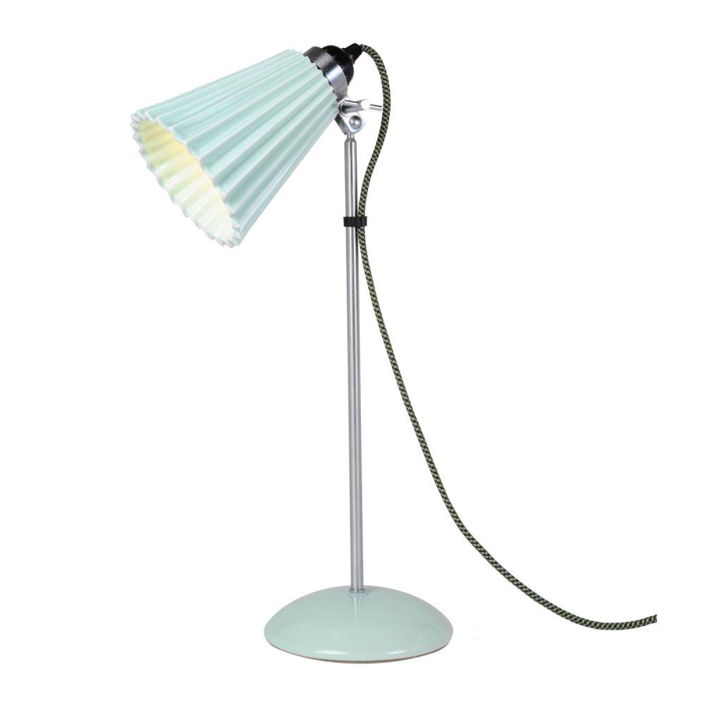 Hector Medium Pleat Table Lamp by Original BTC