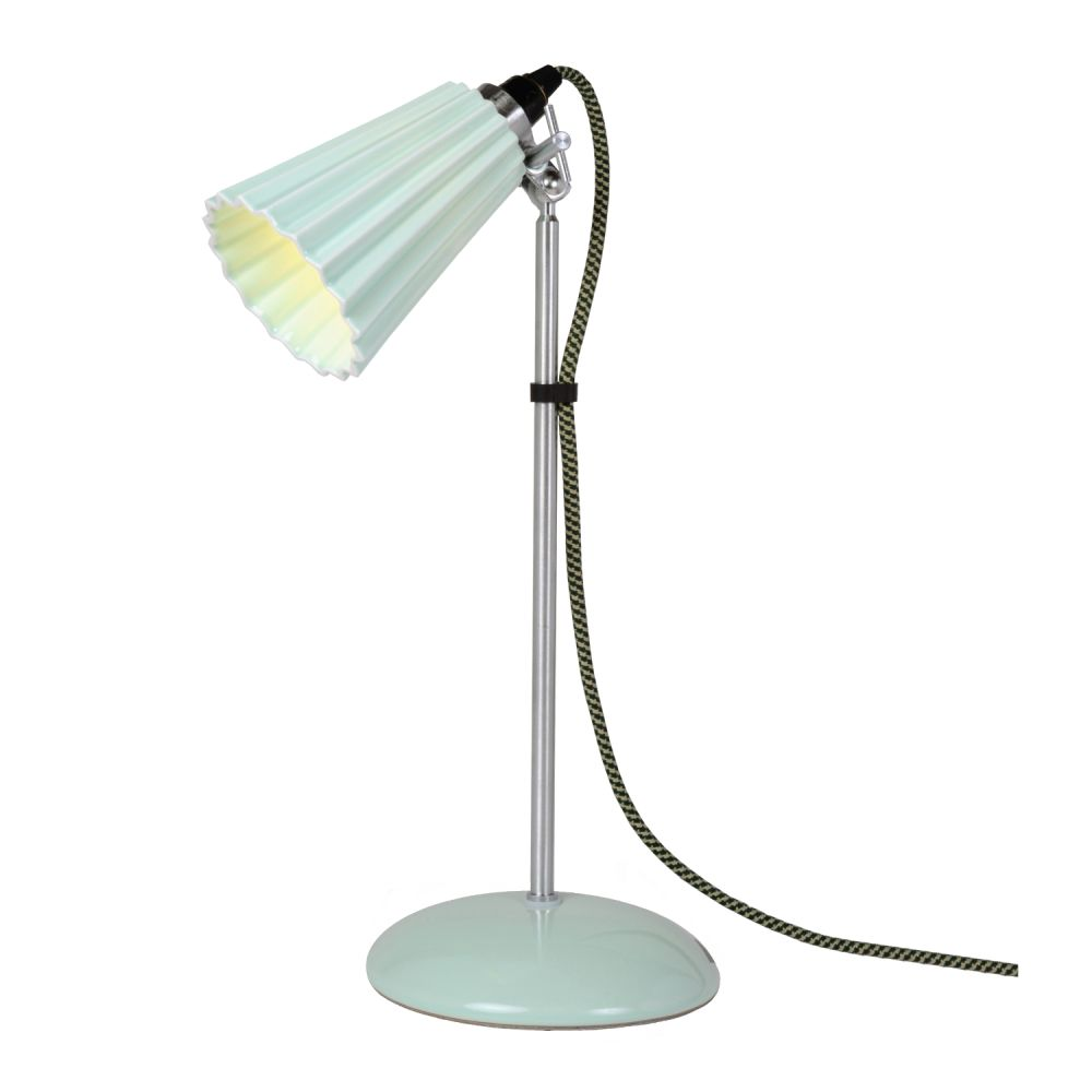 Hector Small Pleat Table Lamp by Original BTC