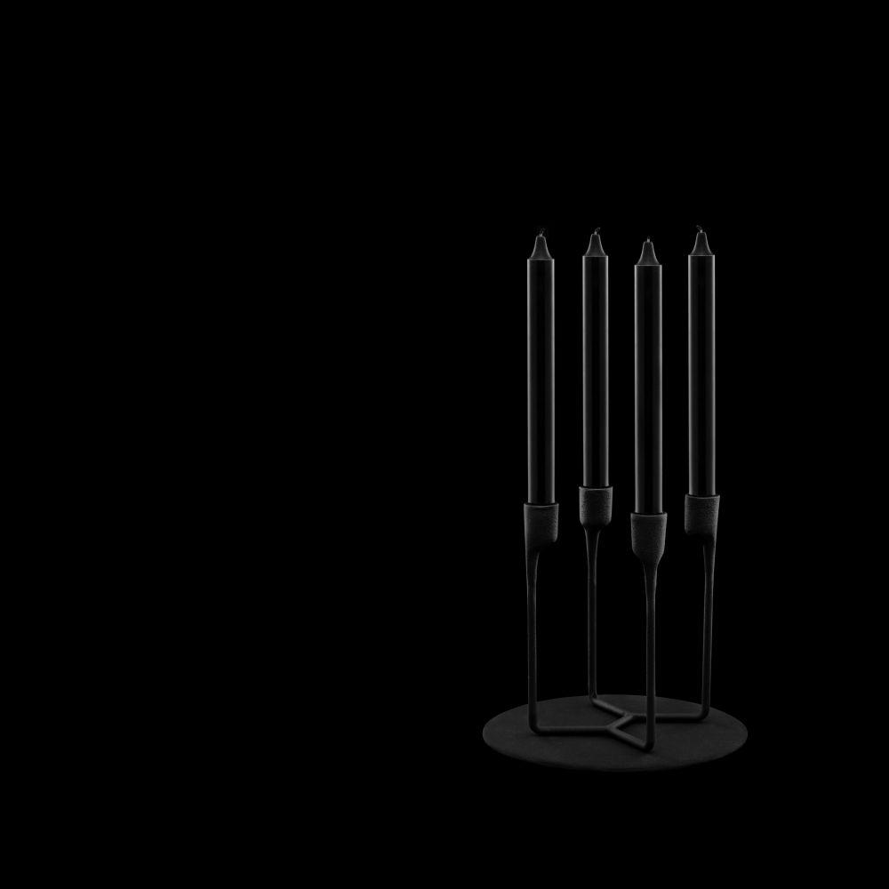 Heima 4-armed Candlestick by Normann Copenhagen