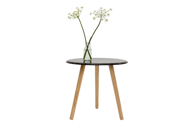 Hembury Side Table by Solidwool
