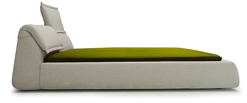 Highlands Bed by Moroso