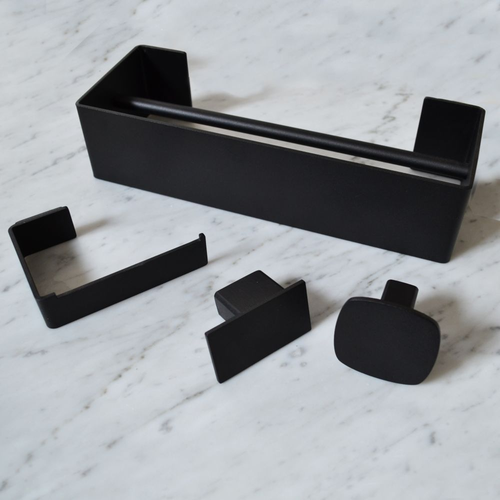I Geometrici - bathroom accessories by mg12