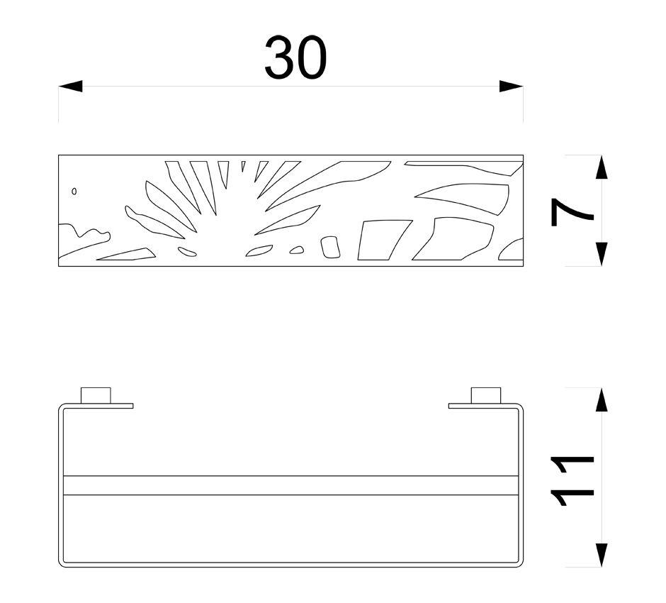 I Gioielli Towel Rail by mg12
