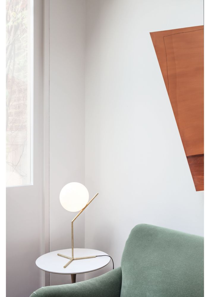 View More Images. The IC Table Lamp ...