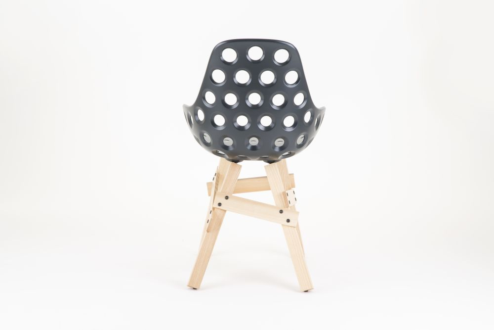Icon Dimple chair by Sander Mulder for Kubikoff