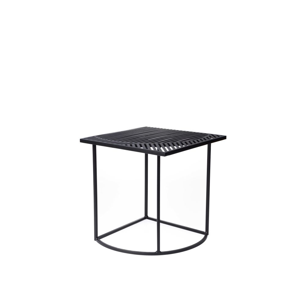 Iso B Square Side Table by Petite Friture