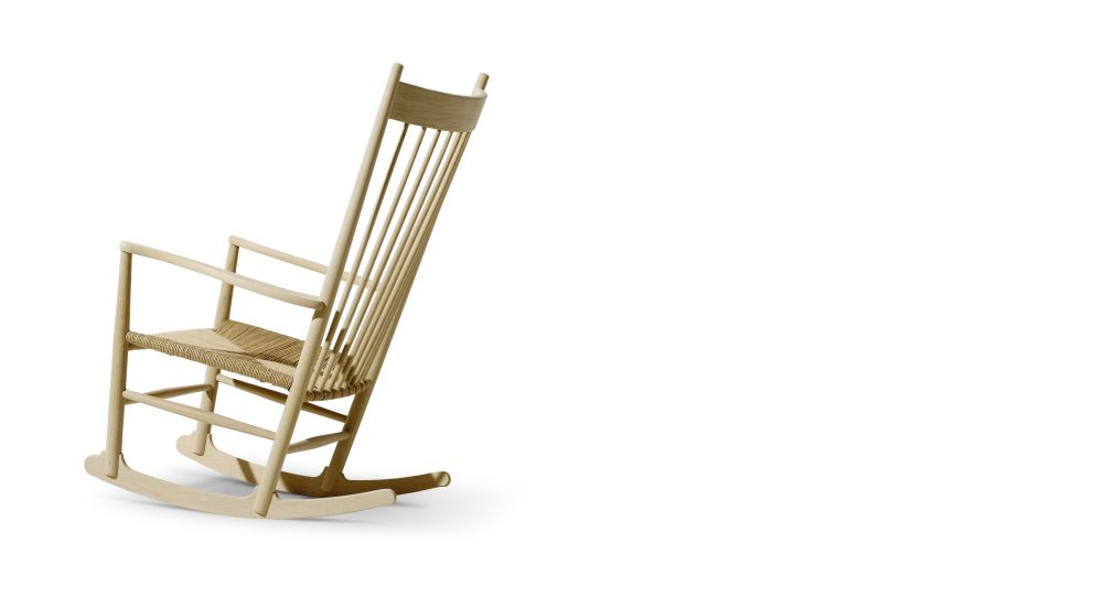 J16 Rocking Chair by Fredericia