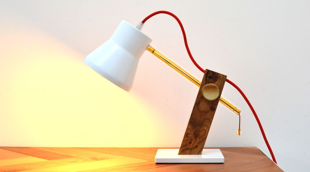 Jam Desk Lamp by Jam Furniture