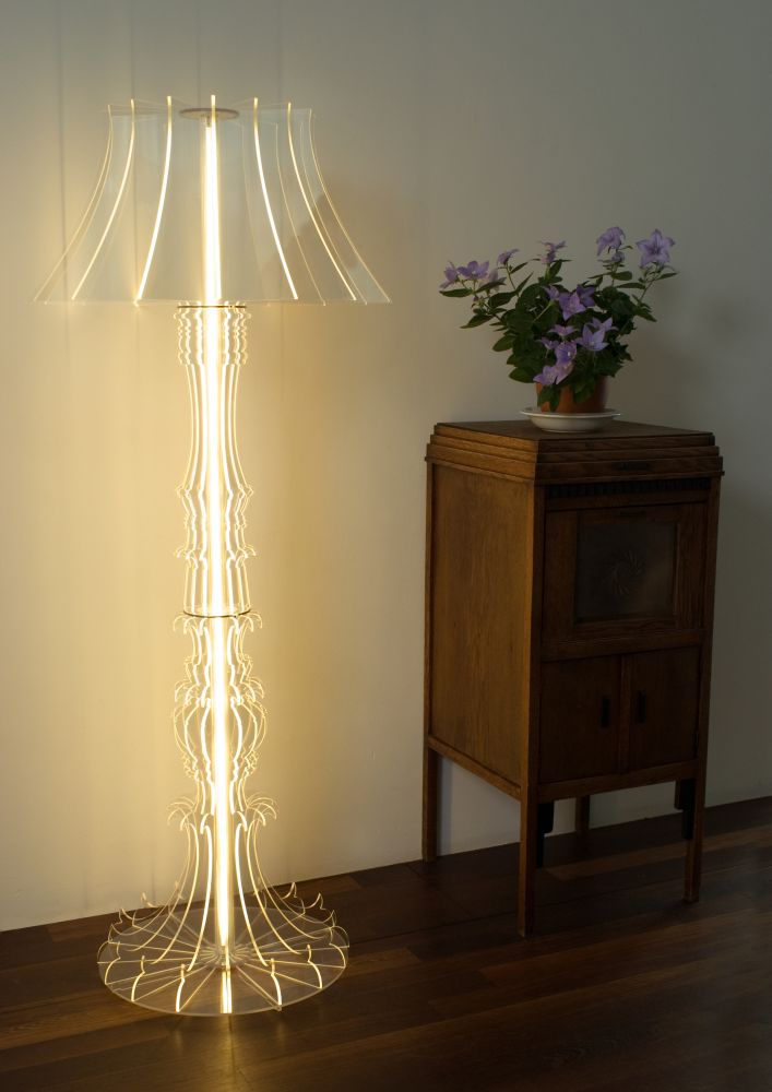 Josephine floor lamp by Sander Mulder