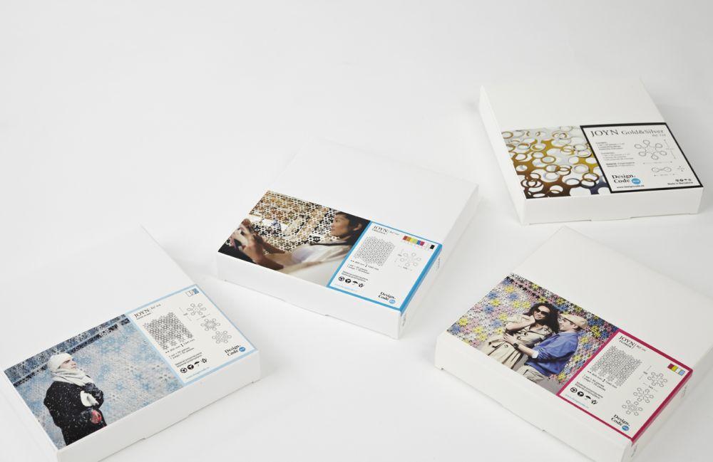 Joyn Flower packaging