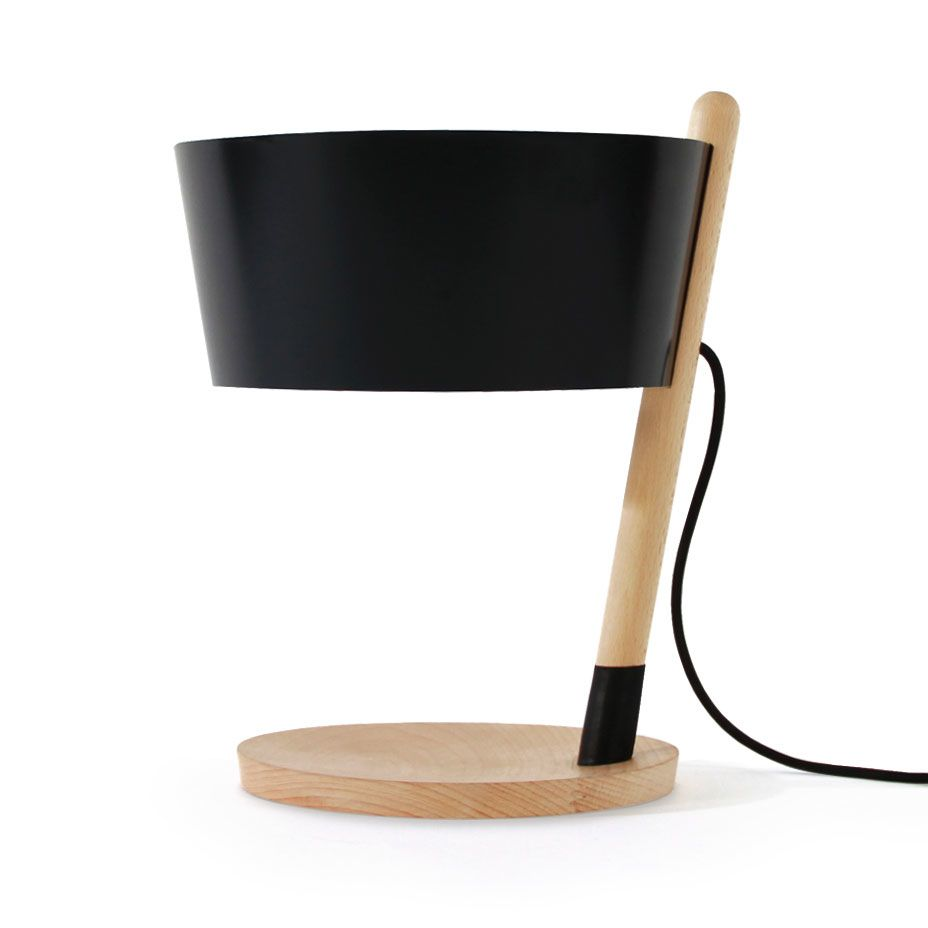 Ka S Table Lamp by WOODENDOT