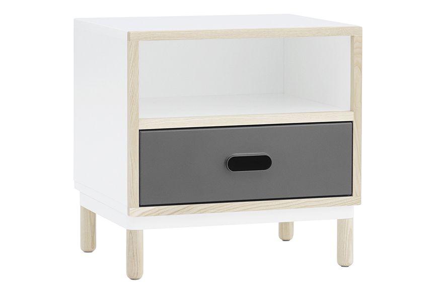 Kabino Bedside Table by Normann Copenhagen