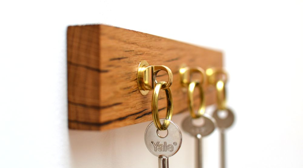 Key Holder & Key Fobs by Jam Furniture