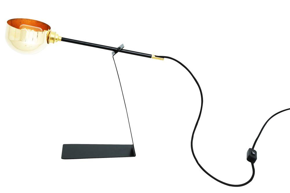 Kingston Contemporary Table Lamp