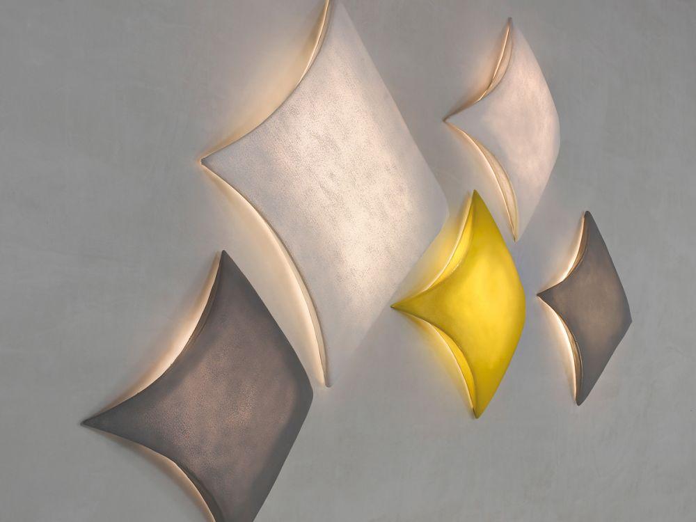 Kite Wall Light by arturo alvarez
