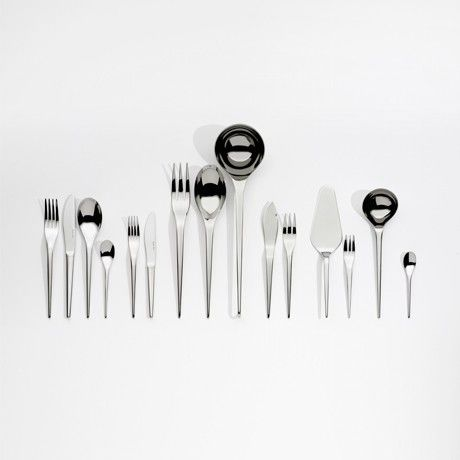 Kyoto Cutlery Set - 24 pieces by Serafino Zani
